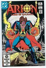 Arion #1 (1982 DC Comics) *VF+/NM.