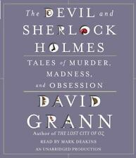 The Devil & Sherlock Holmes: Tales of Murder, Madness & Obsession CD AUDIOBOOK