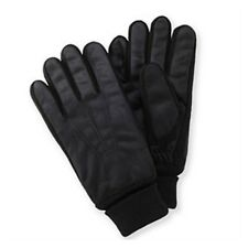 New listing Isotoner Brushed Microfiber Gloves Thinsulate Lining & Cuffed Wrist ~ Nwt