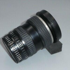 SMC Pentax-FA 645 Zoom 33-55mm f:4.5 Lense #4225434 w/ Hood & 82mm UV Filter