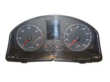 *VW GOLF PLUS 1.9 TDI 2005-2009 INSTRUMENT CLUSTER CLOCK 1K0920972J - BXE