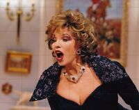 "JOAN COLLINS - 10"" x 8"" High Quality Photograph FULL CIRCLE 2004"