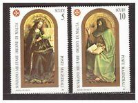 S31391) Smom 1989 MNH S.Giovanni Battista Xi 2v