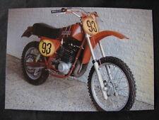 Photo Maico 400 1976 (?) 3 photos