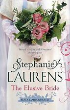 The Elusive Bride by Stephanie Laurens (Paperback, 2010) NEW