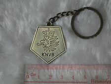kiTki Netherlands metal badge football soccer keychain key chain ring souvenior