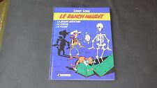Morris : LUCKY LUKE : LE RANCH MAUDIT  édition originale