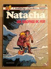 NATACHA - T12 : Les culottes de fer - EO