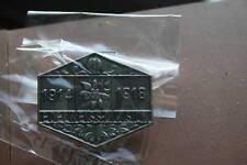 Pin Militär Edelweiss-Division 1914-1918  1.Weltkrieg  Metall Neu   94