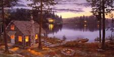 "Darrell Bush "" Life's Rewards "" $450 Value S/N Lake Home"