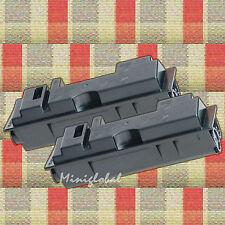 2PK For Kyocera-Mita TK-18 TK18 Toner FS-1118MFP