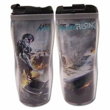 Metal Gear Rising Police Car Key Art Tumbler Mug
