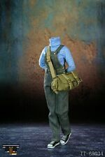 TTL 1/6 Female Costume Girl Belt Pants Clothing Accessories F 12'' Figure Body