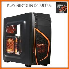 AMD Quad Core Gaming PC Computer 2TB 16GB  Ram Fast Custom Built Desktop