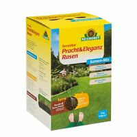 NEUDORFF TerraVital Pracht & Eleganz Rasen 3 kg - Rasensamen Raasensaat Samen