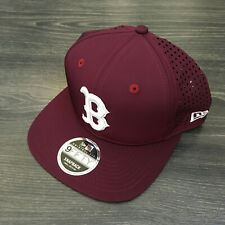 NEW ERA Kappe 9 Fünfzig Feder perf Snapback Boston Red Sox MLB baseball