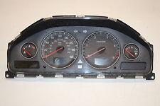 VOLVO S60 V70 D5 2005-2007 SPEEDO CLOCKS + REV COUNTER PART NO.30746112