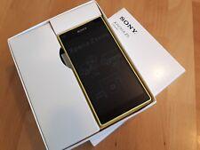 Sony XPERIA z5 COMPACT - 32gb-in Giallo // Senza SIM-lock/con Pellicola/in Box