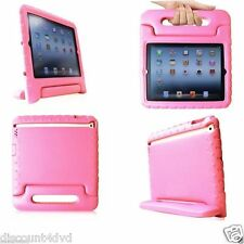 Light Pink Child Protective Shock Proof Handle Kids Case Cover for iPad 2/3/4 UK
