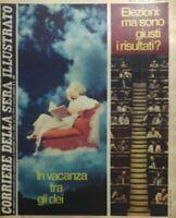 CORRIERE DELLA SERA ILLUSTRATO N.23 1979