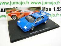 LB4O voiture 1/43 IXO LAMBORGHINI : COUNTACH LP 400 S 1978