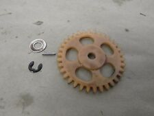 Yamaha TTR50 ttr 50 Oil Pump Gear Plastic Gear 06-09  B221