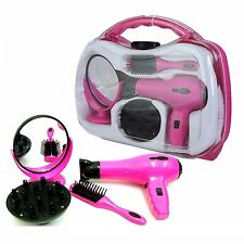 Girls Battery Operated Hairstyler Set Carry Case (HL268)