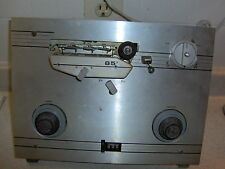 "Vintage 1958 Viking Model 85 Reel To Reel Tape Deck Transport 1/4"" Stereo/Mono"