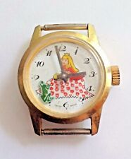 Rare Vintage PRINCESS AND THE FROG Mechanical Watch