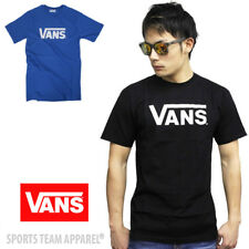629d19742e VANS Graphic Tees 100% Cotton T-Shirts for Men for sale