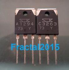 1 Paire 2SA1294&2SC3263  A1294&C3263 SANKEN Transistor