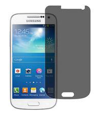 Blickschutzfolie Samsung Galaxy S4 Mini Privacy Displayschutz Folie Antispy matt