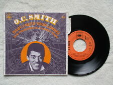 "45T 7"" O.C SMITH ""Baby I Need Your Loving""CBS 5203 FRANCE avec languette §"