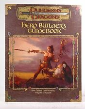 Hero Builder's Guidebook (Dungeons & Dragons d20 3.0 Fantasy Roleplaying) John R