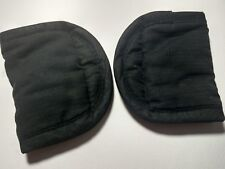 Britax B-Safe /35 Black Car Seat Belt Fabric Cover Cushion Pillow Straps Pads
