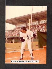 1983  Oscar Gamble  YANKEES  UNSIGNED 3-1/2 x 4-7/8  ORIGINAL SNAPSHOT PHOTO #16