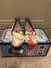 Irregular Choice Alice In Wonderland Curiouser 36