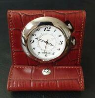 Authentic MONTBLANC Desk Watch.
