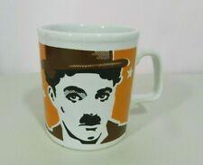 Charlie Chaplin Coffee Mug Kiln Craft Staffordshire Potteries England