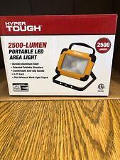 New listing Portable Led Area Light- Hyper tough- 2500 Lumen- with 360 Swivel Handle