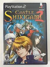 Castle Shikigami 2 (Sony PlayStation 2, 2004)
