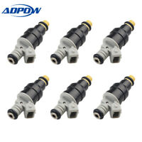 Pack of 6 Fuel Injector Fit for ord Ranger Bronco II Mustang Lincoln Mercury