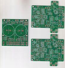 15Wx2 class A 25Wx2 class AB Ovation sx-Amplifier 2.0 Current Feedback PCB set !
