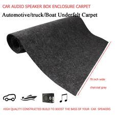 Automotive Speaker Box Carpet Trunk -Liner Under-felt Replace 78