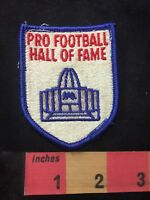 Vtg Ohio Patch PRO FOOTBALL HALL OF FAME O89N