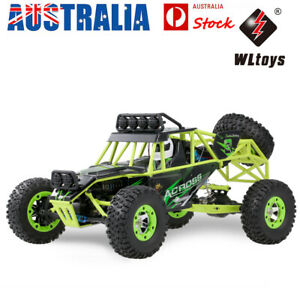Wltoys 12428 1/12 High Speed RC Buggy 2.4G 4WD Off Road Car RC Truck RTR