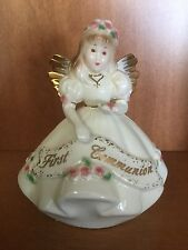 Josef Originals First Communion Angel Figurine, Mint, signed Applause