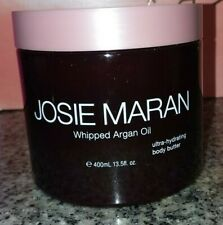Josie Maran COCONUT CHAMOMILE 13.5oz Whipped Argan Oil Body Butter $53RetailREAD
