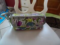 Vera Bradley insulated mini lunch cooler in Watercolor NWT