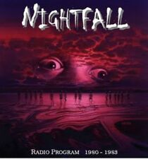 NIGHTFALL 95 OLD TIME RADIO SHOWS 1 x MP 3 CD 45 Hrs otr horror